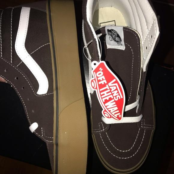 f490d678d Vans Shoes | Gum Sk8hi Platform 20 | Poshmark
